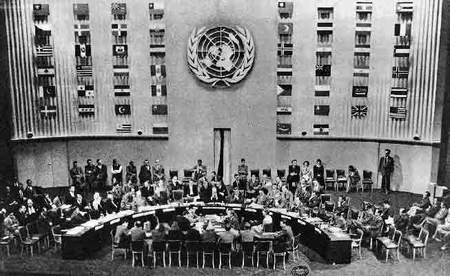 Adoption de la Déclaration universelle des droits de l'Homme | Perspective monde