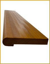 All Types Of Stair Supplies (rails, Treads, Hardware, Round End Step,