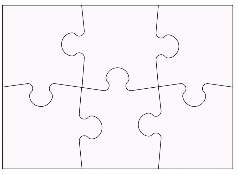 Puzzel 6 stukken google zoeken printables pinterest - Stukken outs ...