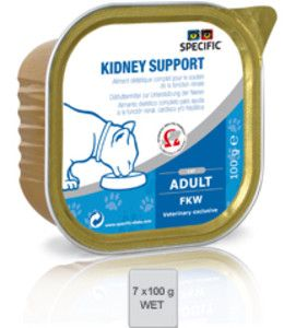 Dechra Feline Specific Fkw Kidney Support 7pk Cat Food - 100G