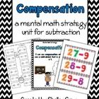 This unit is part of the subtraction portion of the Mental Math Strategy Collection.  To purchase all six subtraction units together and save $6.95...