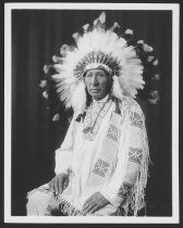 Image of Chief James H. Red Cloud