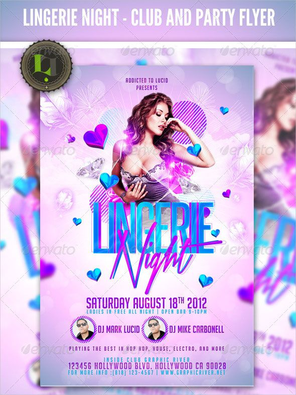 20 Free Premium Best Club Flyer Psd Design Templates Projects