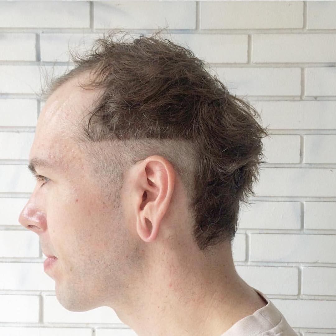 crazy hairstyles receding hairline