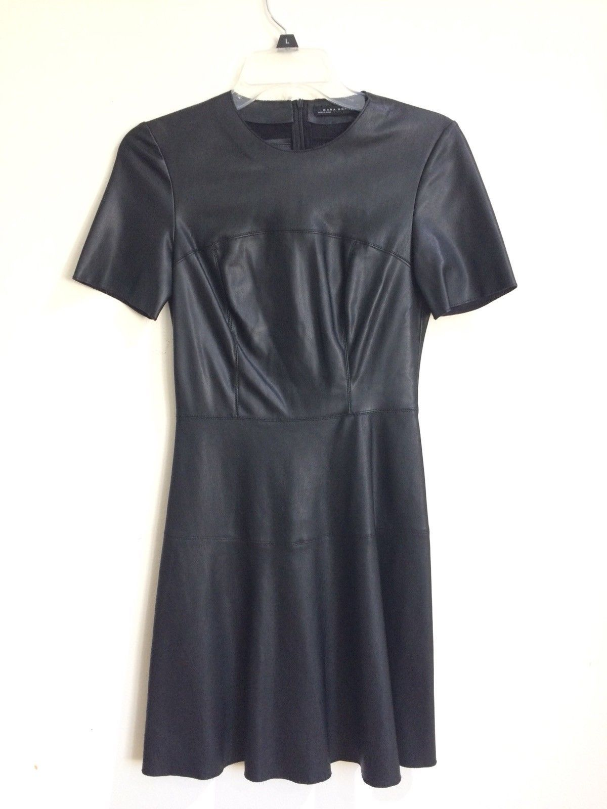 9e1e30dc 33.00 | Womens Zara Faux Leather Dress Size Xs ❤ #womens #leather  #OutfitIdeas #clothes #bargain #Aesthetic #Fall #jewelry #Ideen #Casual  #boho #Portfolio ...