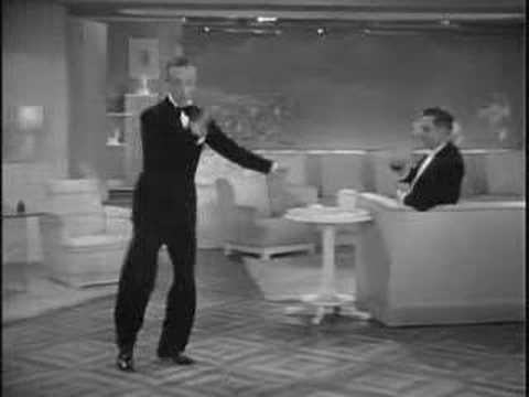 Top Hat No Strings This Is One Of My Favorite Numbers From Fred Astaire S Solos It S Not The Most Complex Choreograp Fred Astaire Musical Movies Best Films