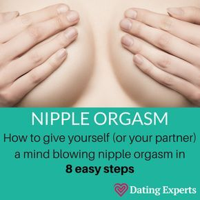 How to give yourself a mindblowing orgasm