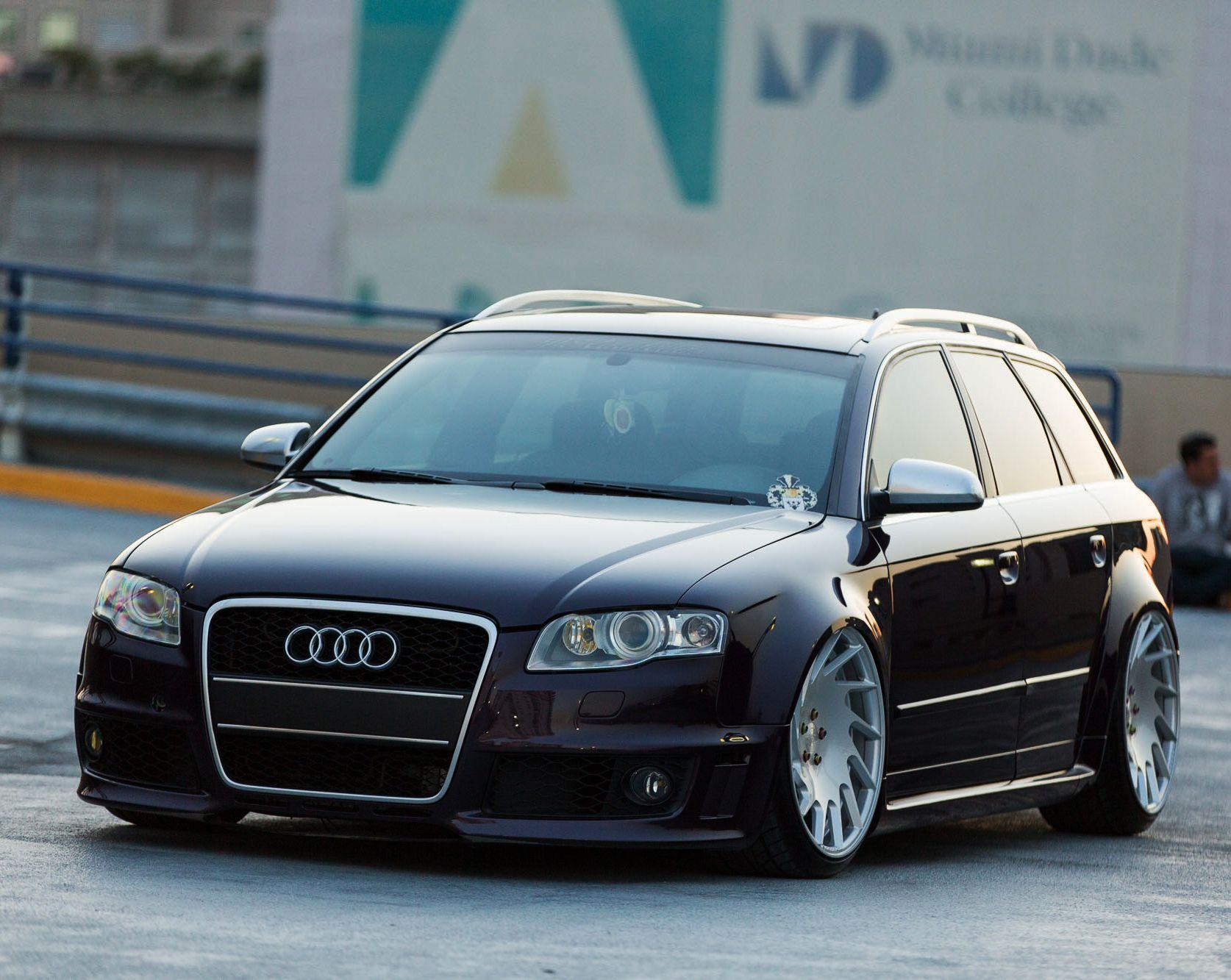 Audi B7 Rs4 Avant Audi Motor A4 Avant Vw Wagon