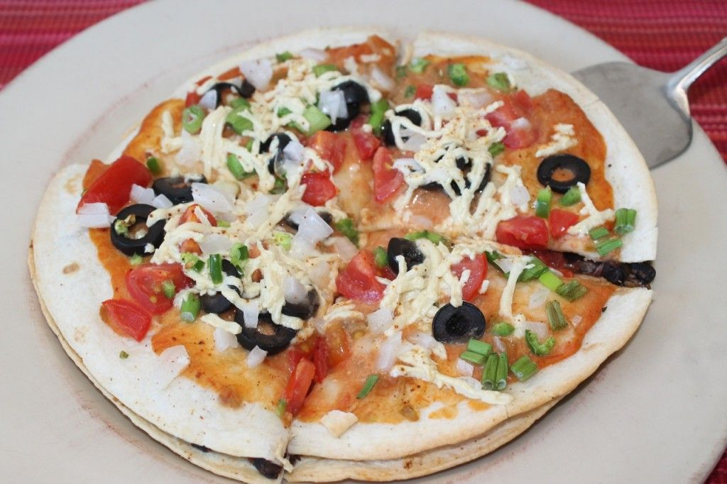 Healthy mexican fiesta a makeover crescent roll nacho