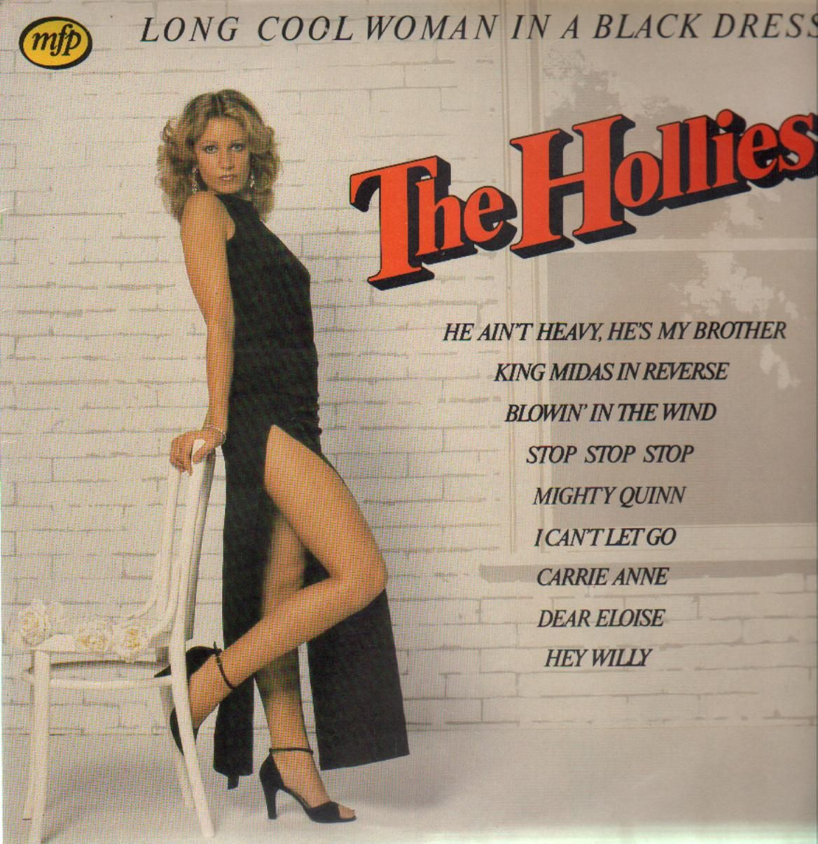 Hollies long cool woman in a black dress lyrics chris