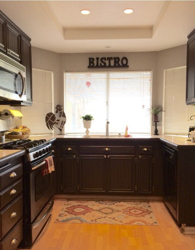 Kitchen - another view See more before & after pics on my ...