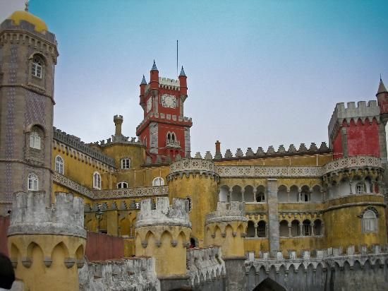 National Palace of Pena Sintra, Portugal