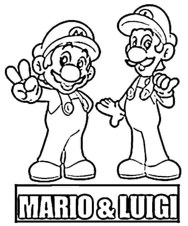 coloring pages of super mario super mario bros special super
