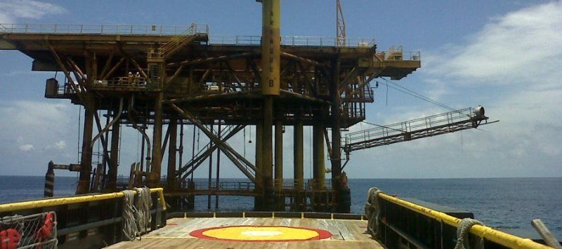 Offshore Accident, Workers Fall from an Oil Rig in Tamaulipas Mexico