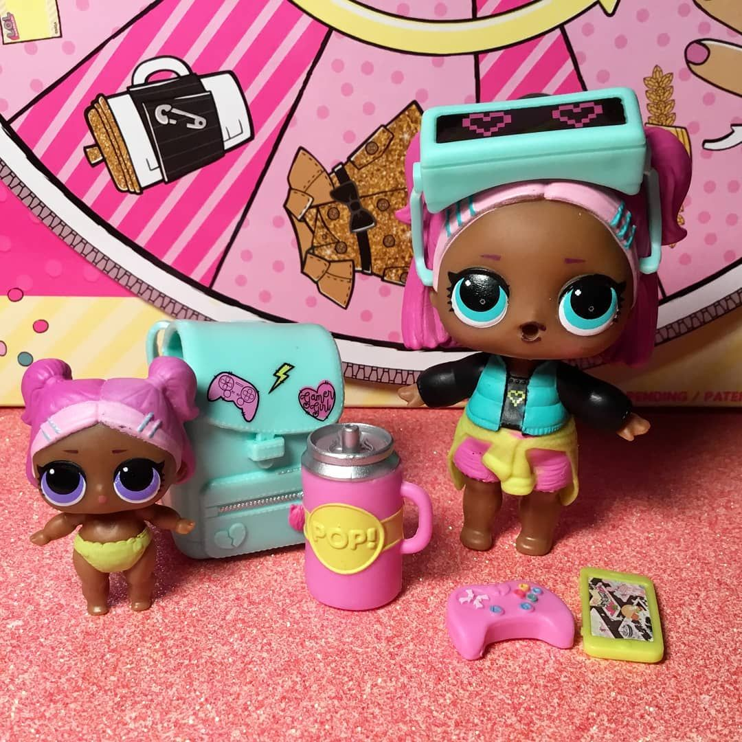 LOL Surprise Series 3 Big Sister Doll Confetti Pop VRQT Girl Gift