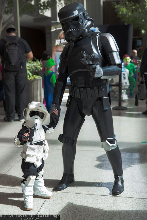 Scout Trooper and Shadow Stormtrooper #ECCC2014 & Scout Trooper and Shadow Stormtrooper #ECCC2014 | storm trooper ...