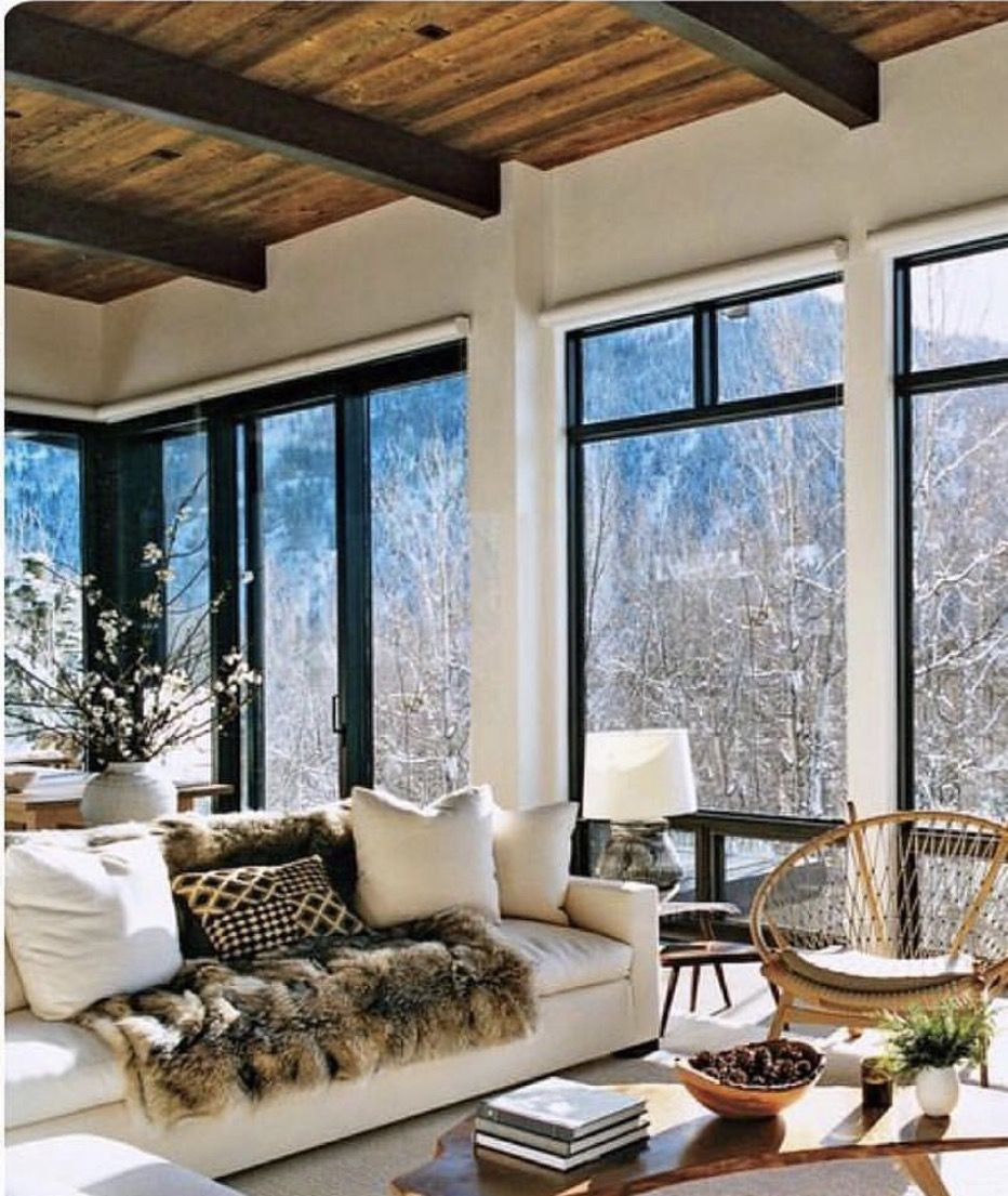 No Fur But Yes To The Rest Including The View Aspen House