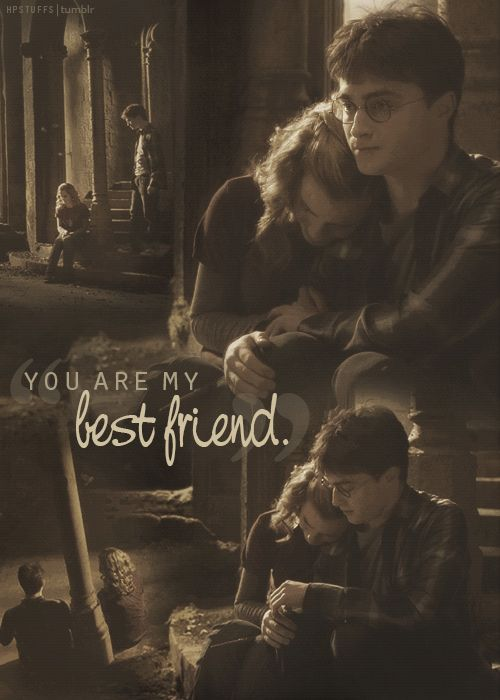 This Tumblr Is Entirely Dedicated To The Harry Potter Series And Cast Enjoy Harry Potter Friendship Harry Potter Quotes Harry Potter Tumblr