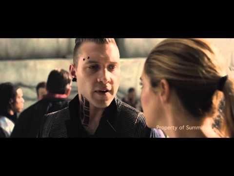 Divergent - Deleted Scenes (Scènes coupées) - YouTube