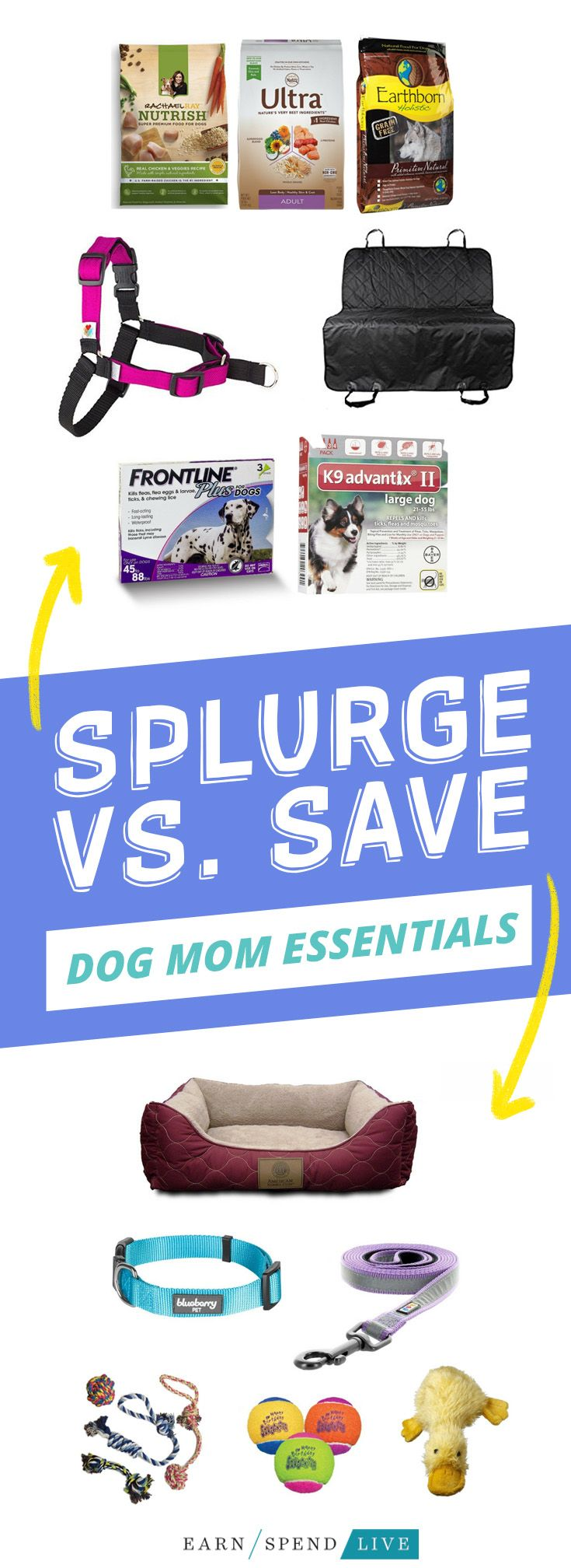 Splurge vs. Save: Dog Mom Essentials