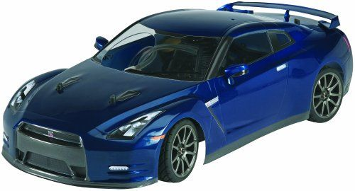 34% Off was $449.99, now is $294.76! Duratrax Nissan GTR Nitro 2.4G RTR RC Car, 1/10 Scale