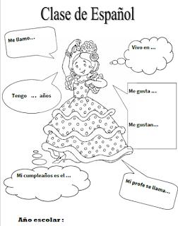 Les Quichotteries De Delphine Espagnol Cours Espagnol Et