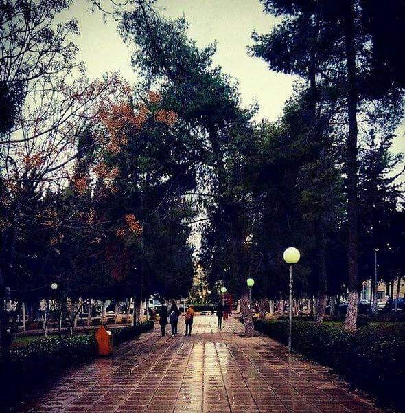 University of Jordan, Amman, Jordan ♡