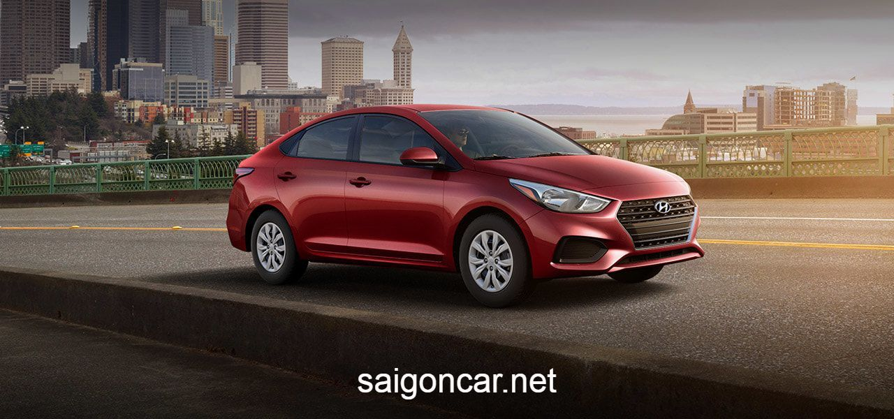 1 Hyundai Accent 2019 Giá Xe Khuyến Mãi Khủng Giao Ngay