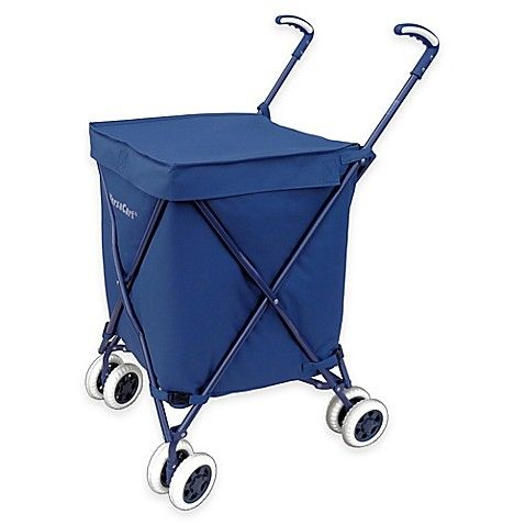 Easy To Roll And Fold Up The Versacart Utility Cart Is