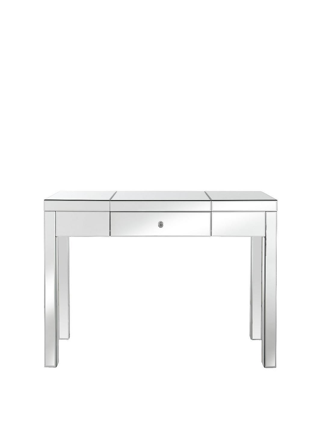 newest 81a87 98691 Parisian Dressing Table - Mirrored - | Home | Dressing ...