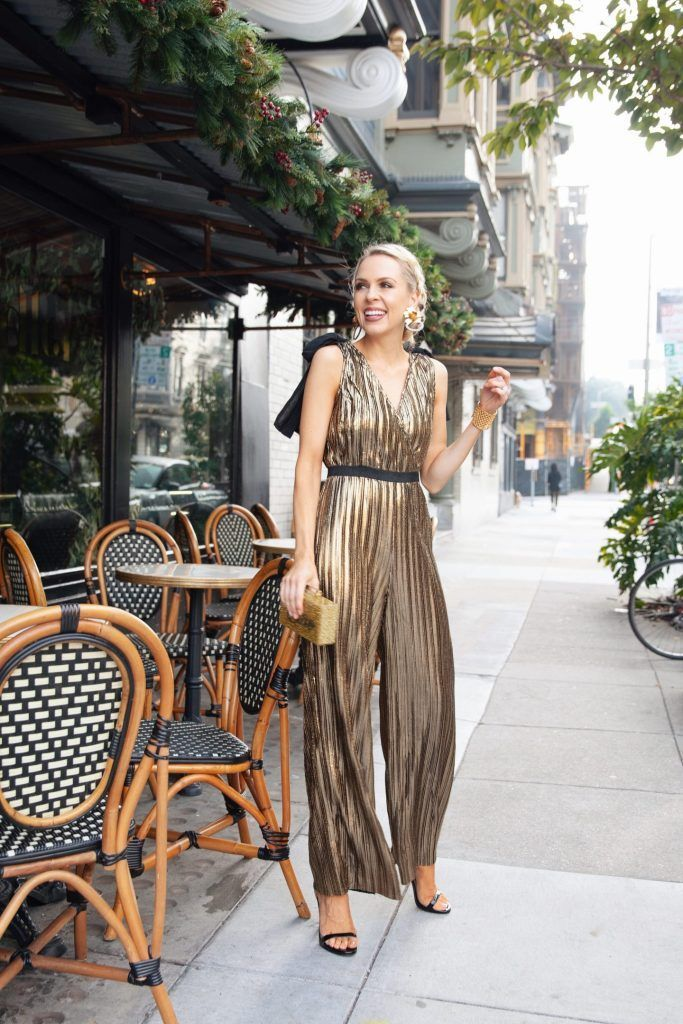 45 Modern Sequined Dresses Christmas New Year Parties