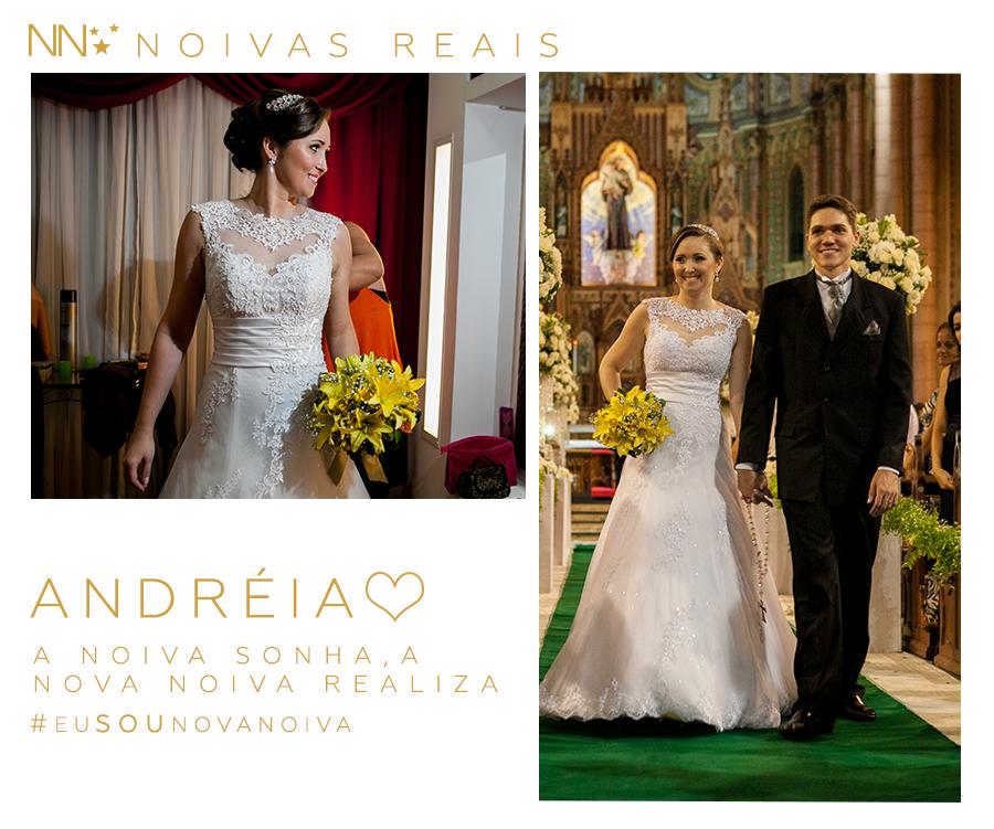 Andréia #eusounovanoiva #noivasreais #vestidosdenoiva #noiva #bride #weddingdress #weddingdresses #casamento