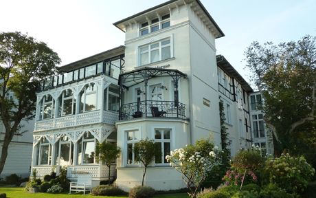 Villa Haiderose Ostseebad Binz Villa, House styles