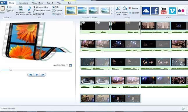 Baixar Windows Movie Maker Windows Movie Maker