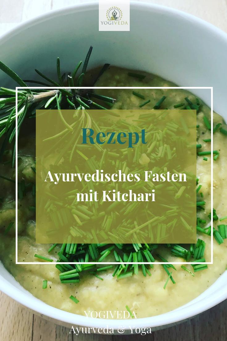 Kitchari Rezept - Detox mit Ayurveda - Yogiveda Kur - Yogiveda