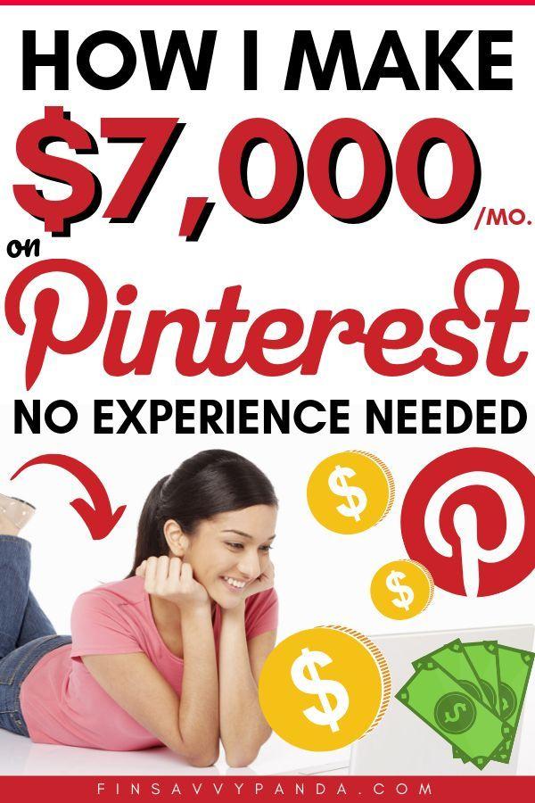How to Make Money on Pinterest in 2021 (For Beginn