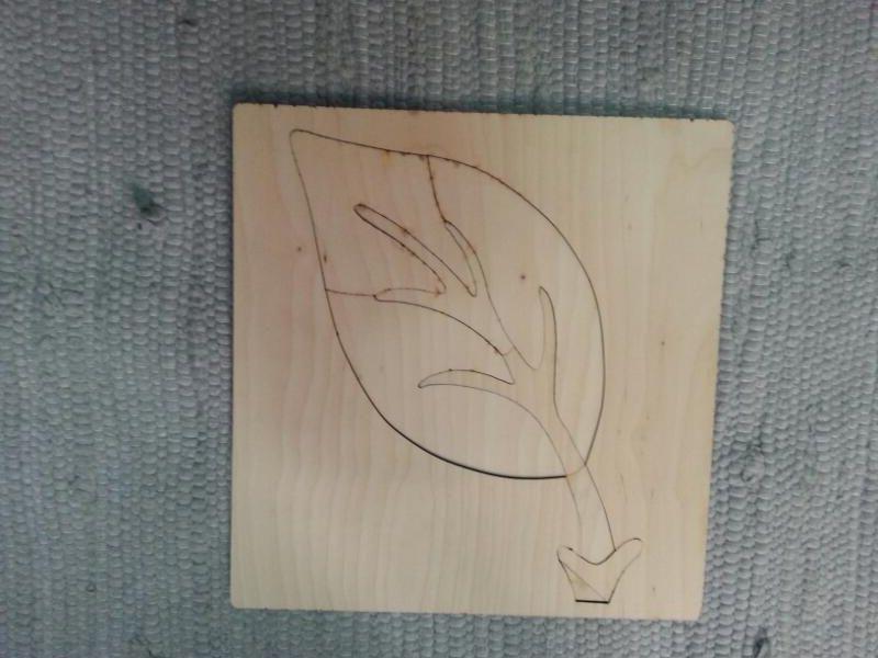 بازل العلوم ورقة الشجر Science Puzzle Leaf Art Wallpaper Design Wallpaper