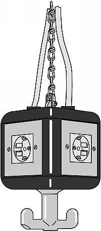 Obo Versorgungseinheit Vh4 4Sd Mit 4 Schuko-Steckdosen kaufen