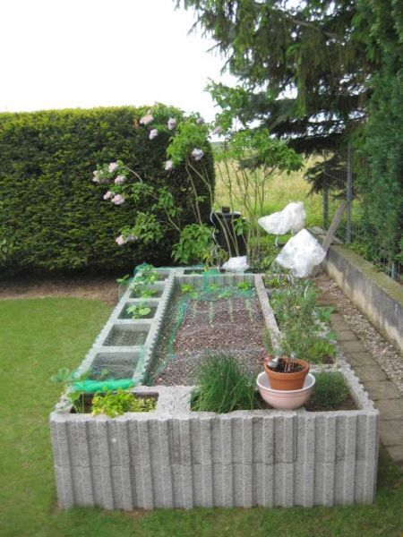 Hochbeet Aus Bimsstein Bimsstein Bauanleitung Fur Diy 1 2 Do Com Gartenarbeit In 2020 Raised Garden Garden Beds Raised Garden Beds Diy