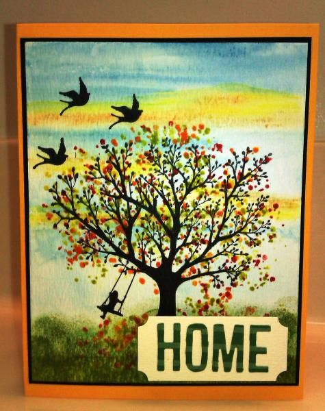 Splitcoaststampers FOOGallery - Home Sweet Home