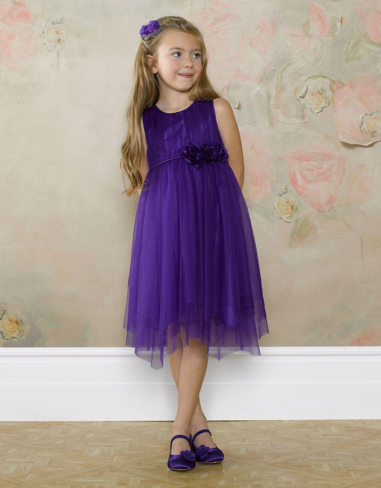 Valentina Corsage Dress | Blue | Monsoon | Little princess and ...