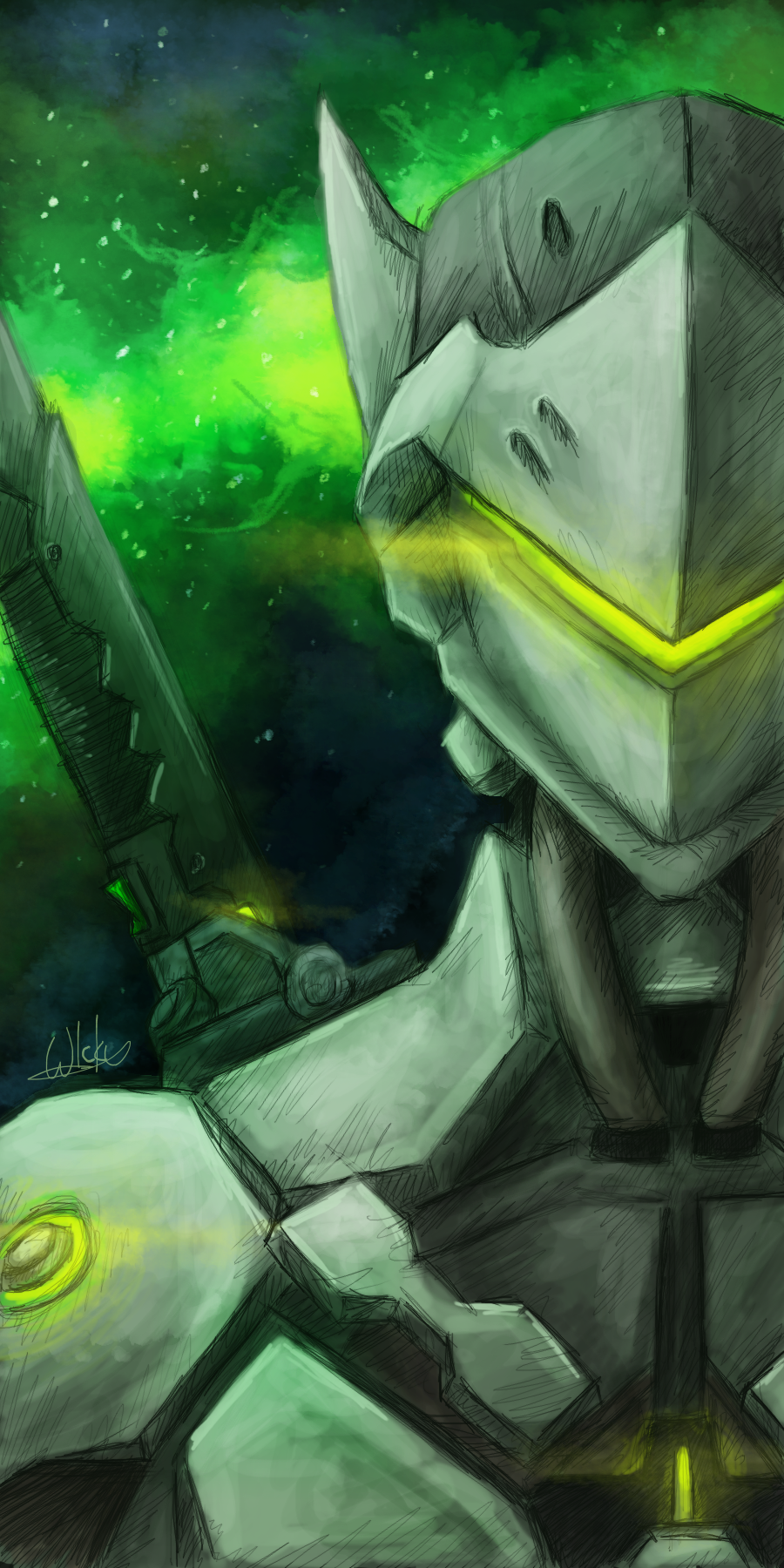 Mada Mada In 2020 Overwatch Wallpapers Overwatch Genji Overwatch Drawings It's almost always better to damage boost the genji because the kill gives him a dash reset to escape with his low health. overwatch wallpapers overwatch genji