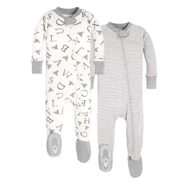 97d0cb27a AmazonSmile  Burt s Bees Baby Unisex Pajamas