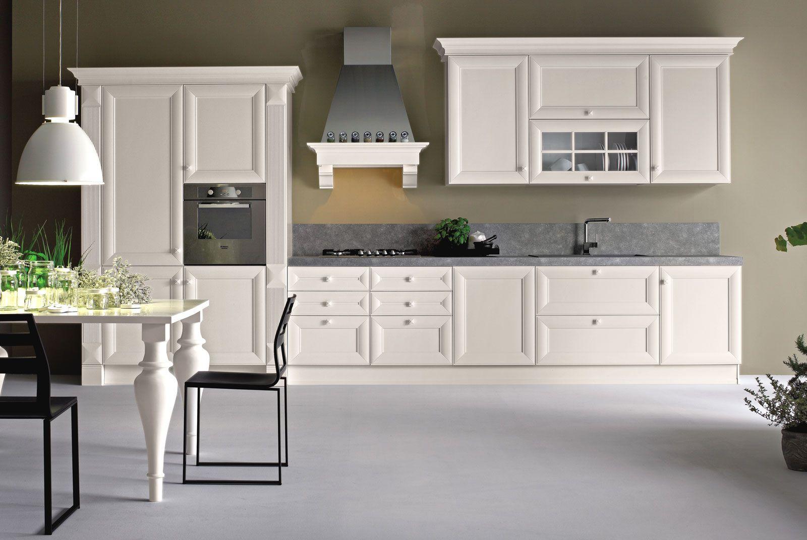 Cucina bianca: il fascino eterno della luminosità | Interiors and ...