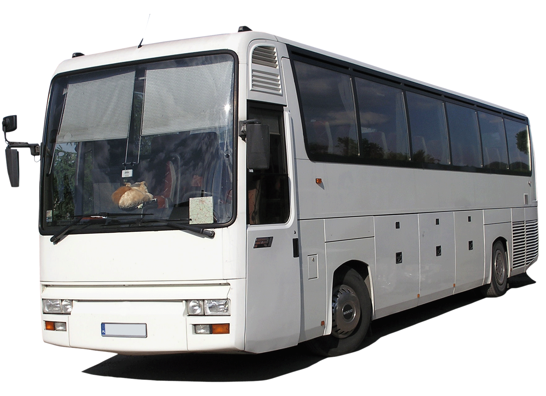 Daily Bus Cleaning Services Environmental Hygiene