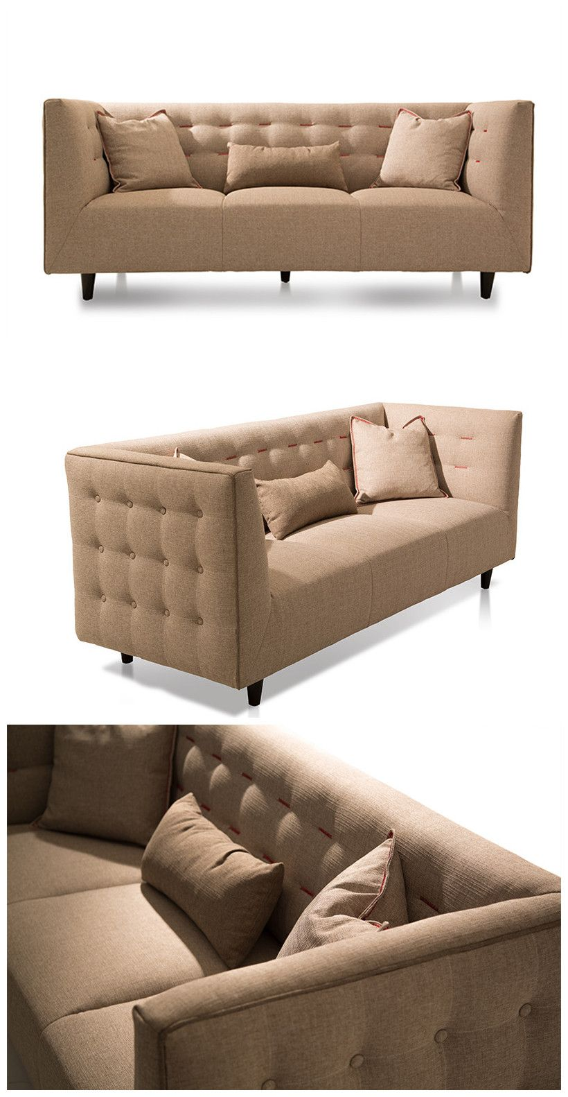 China Supplier Good Quality Box Tufted Modern Sofa Set Modern Sofa Set Sofa Set Sofa Set Designs