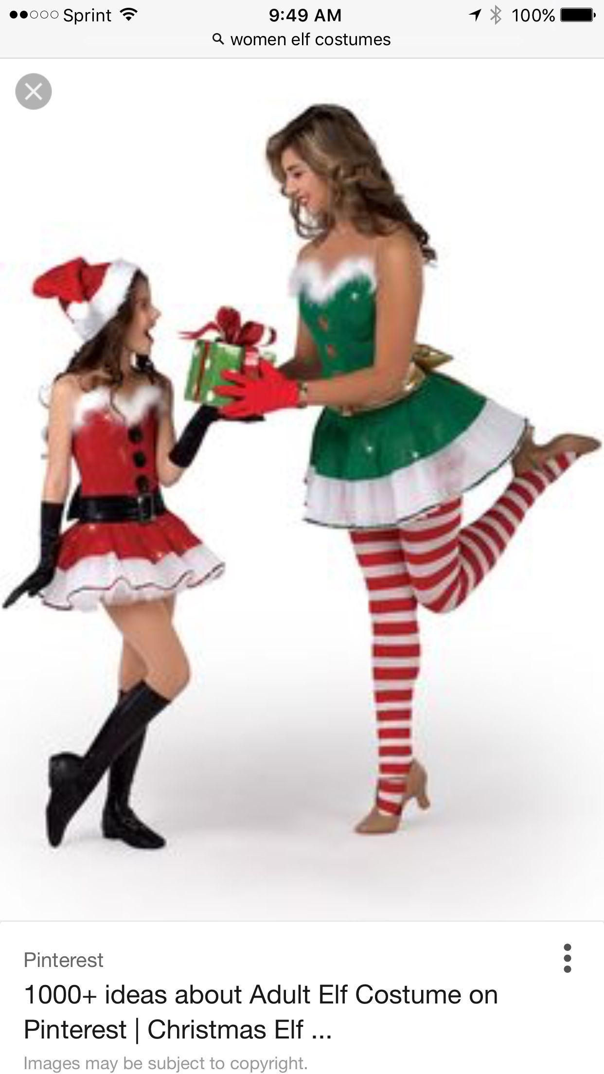 Pin By Nikki Wilkins On A Taste Of The Seasons All For The Holidays Christmas Dance Costumes Christmas Elf Costume Character Dance Costumes