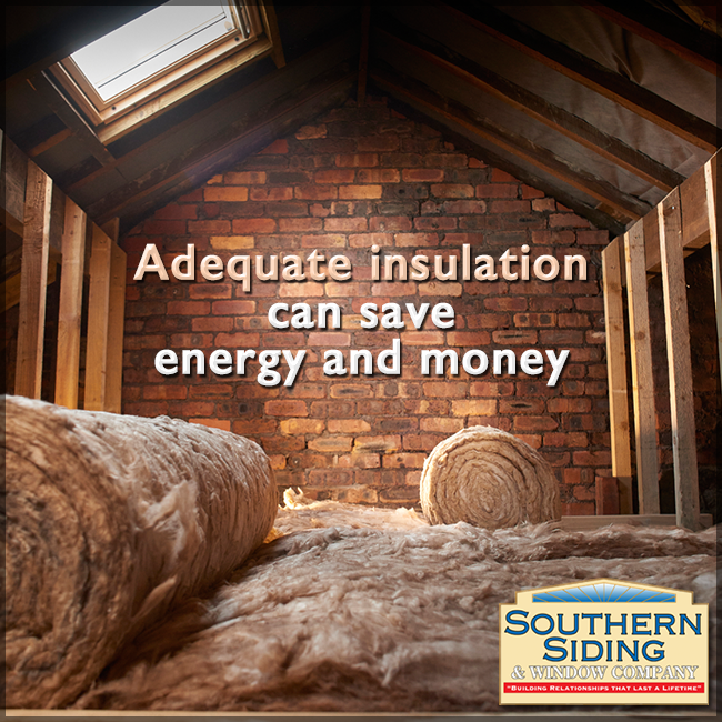 Poorly Insulated Homes Will Require Much More Energy Use Meaning Higher Energy Bills To Keep Their Home W Attic Insulation Energy Use Heating And Cooling