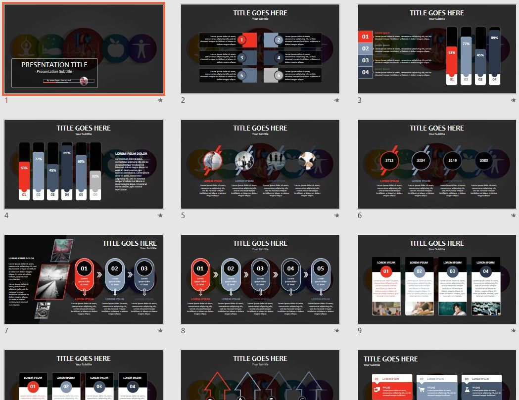 Heart Health Powerpoint Free Powerpoint Templates Free
