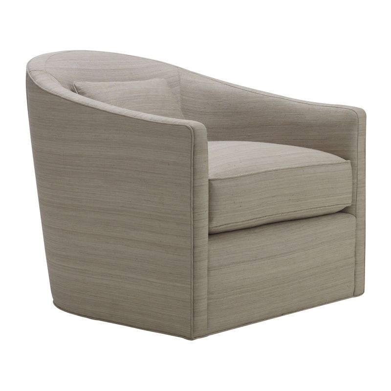Dima Swivel Chair Rather Than Simply Modern, The Dima Takes The Tub Chair  From Furniture